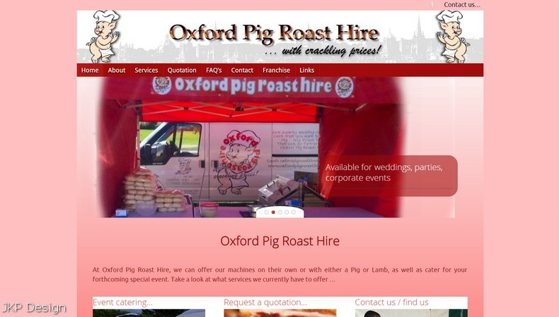 Oford Pig Roast Hire